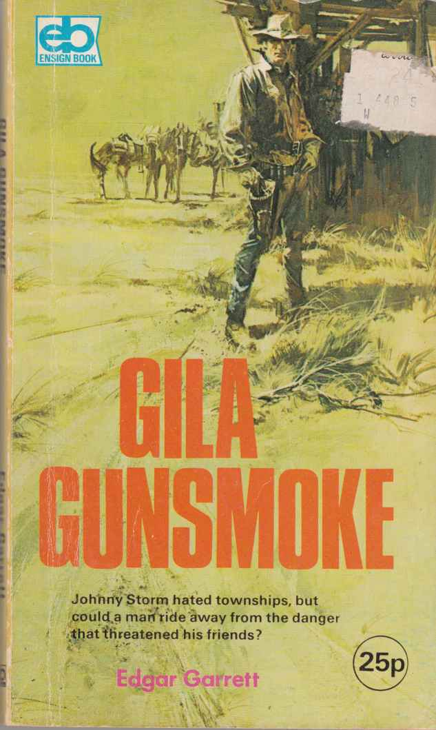 Image for Gila Gunsmoke