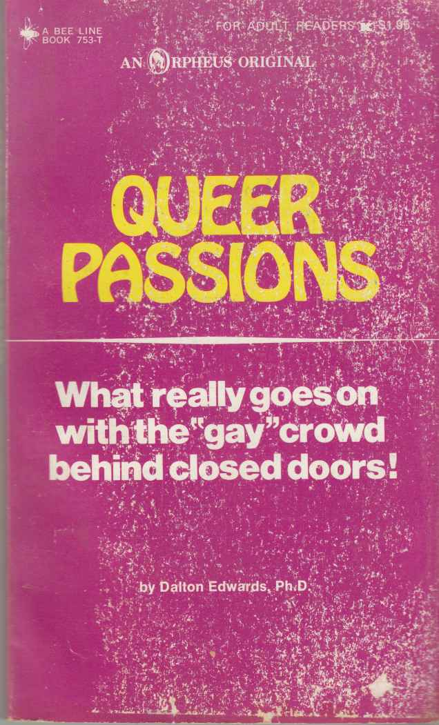 Image for Queer Passions