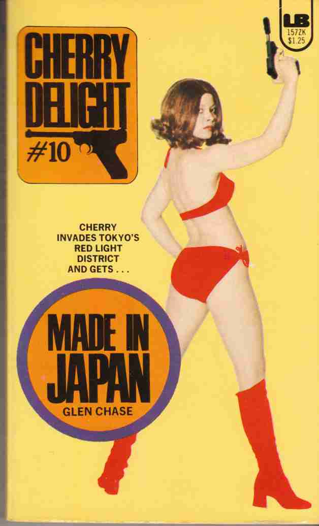 Image for Made in Japan: Cherry Delight #10 Sexecutioner