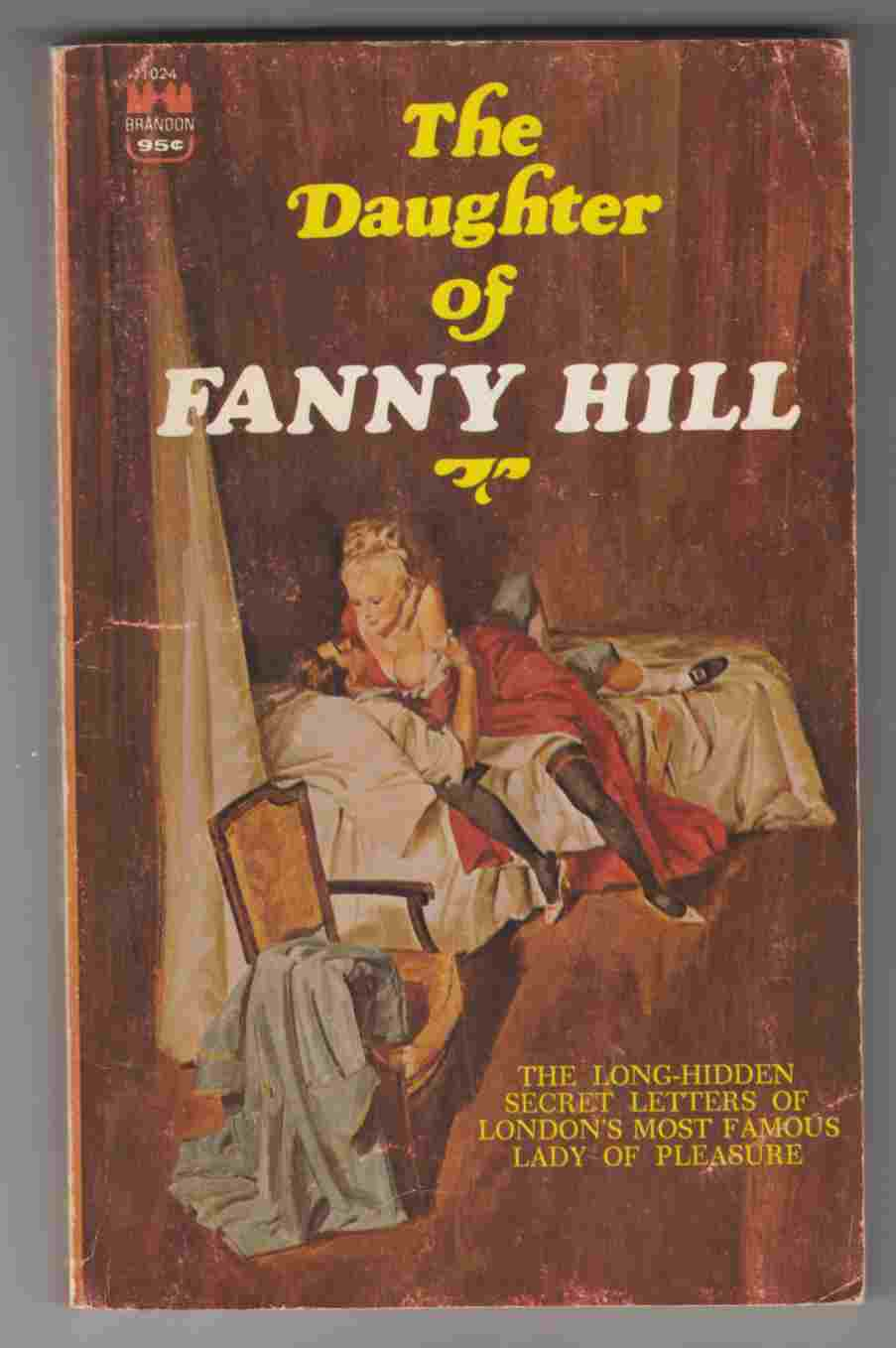 Image for The Daughter of Fanny Hill