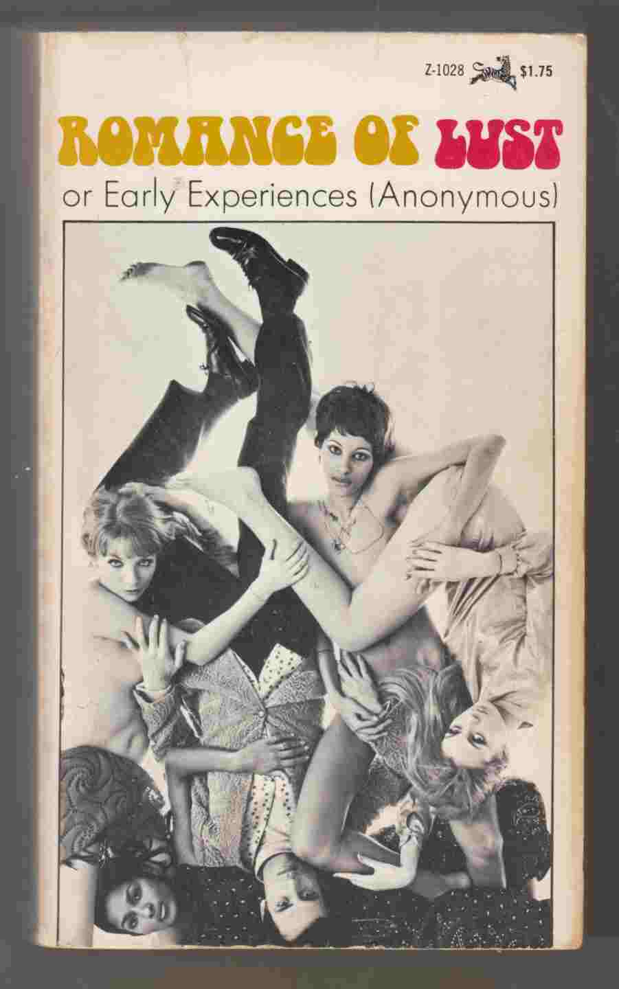 Image for The Romance of Lust Or Early Experiences