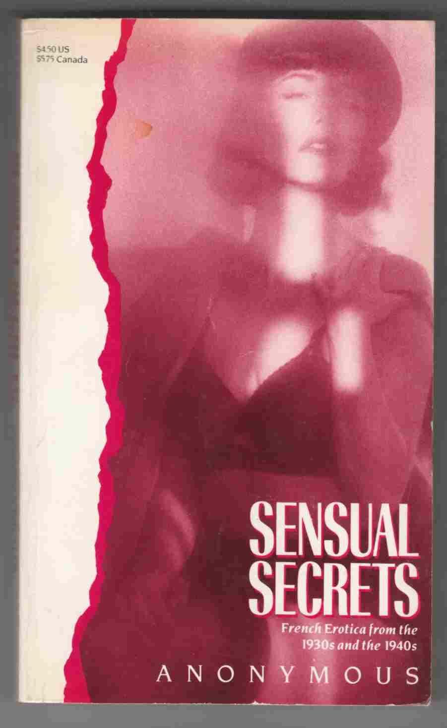 Image for Sensual Secrets