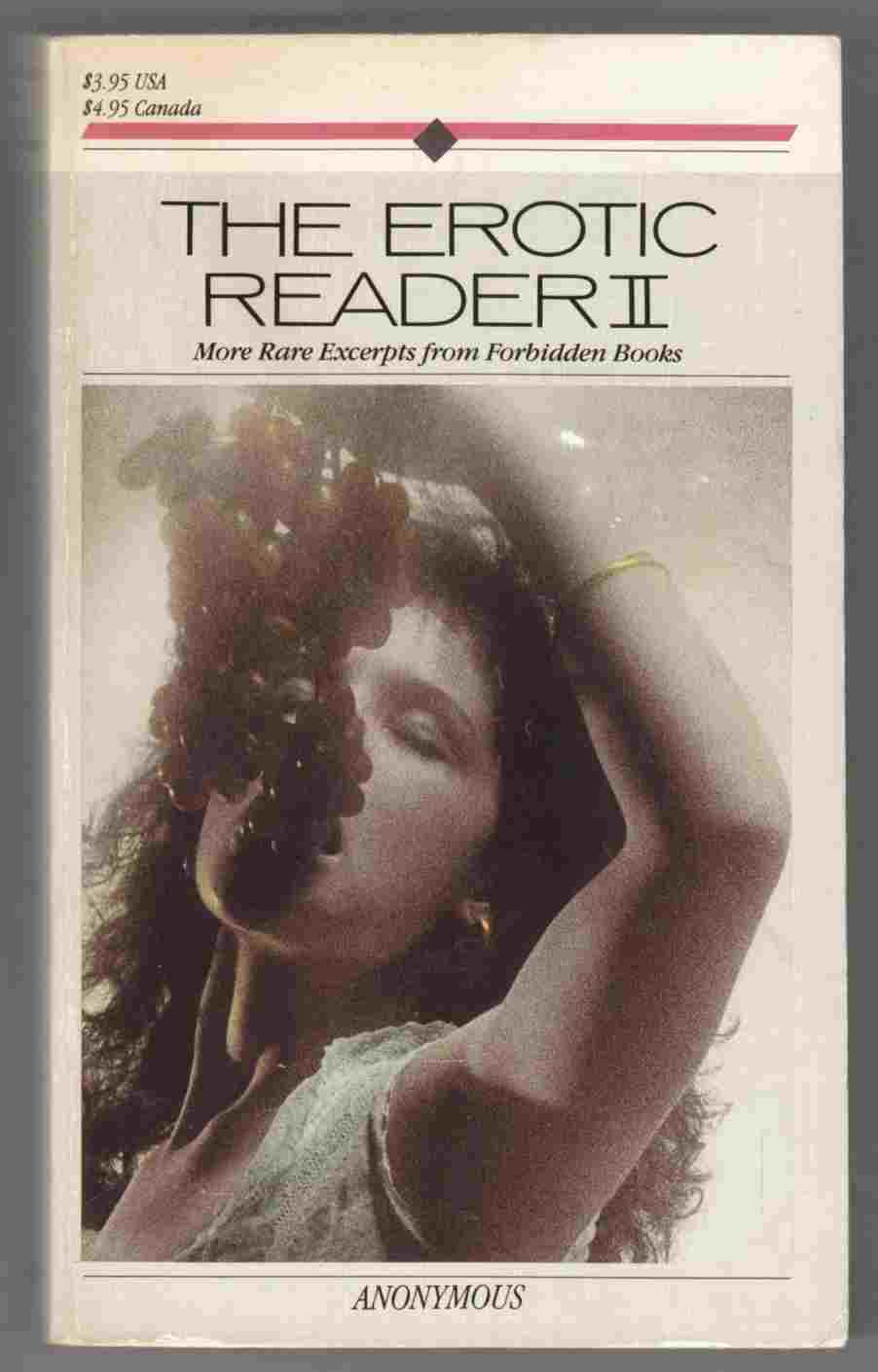 Image for The Erotic Reader II