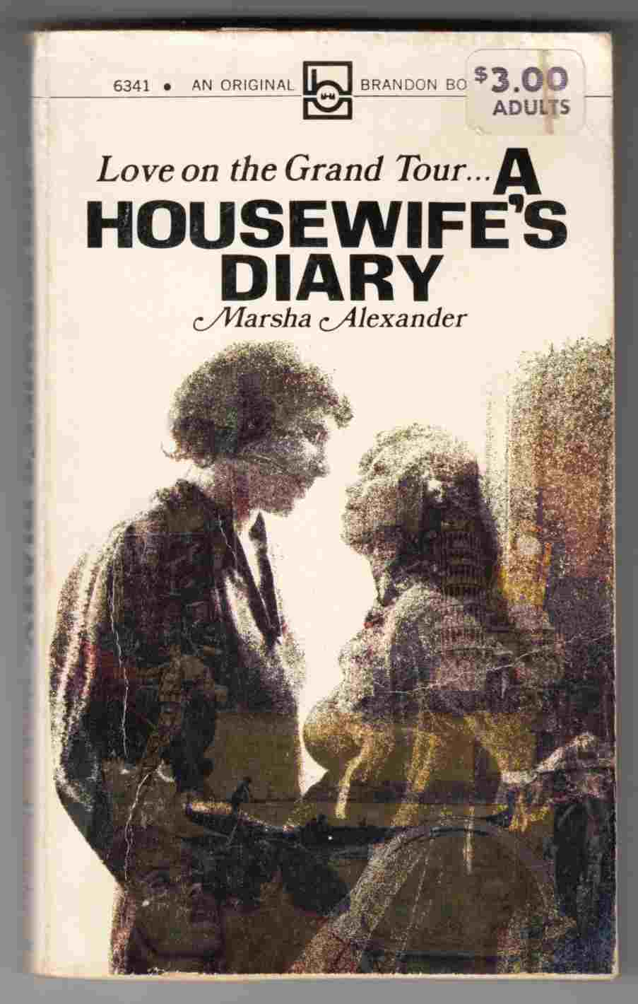 Image for Love on the Grand Tour ... A Housewife's Diary