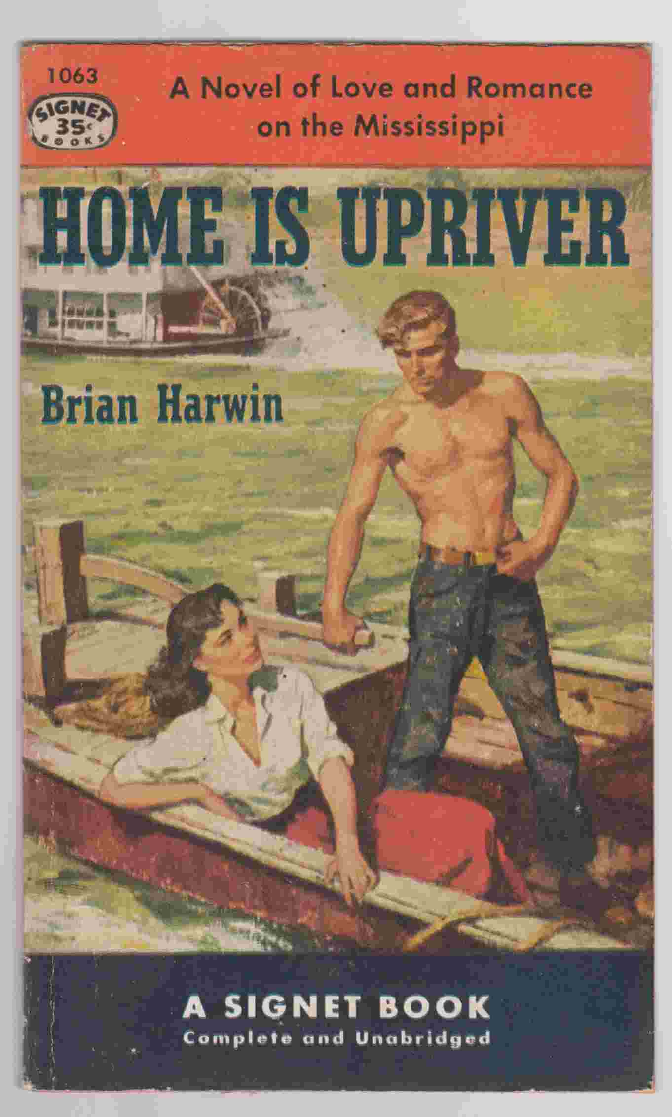 Image for Home is Upriver