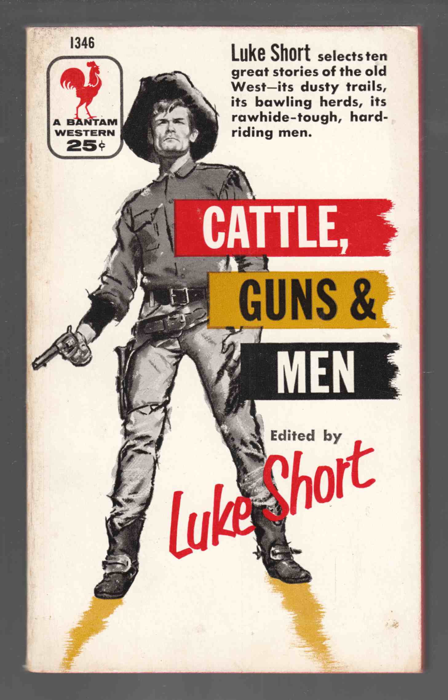Image for Cattle, Guns & Men