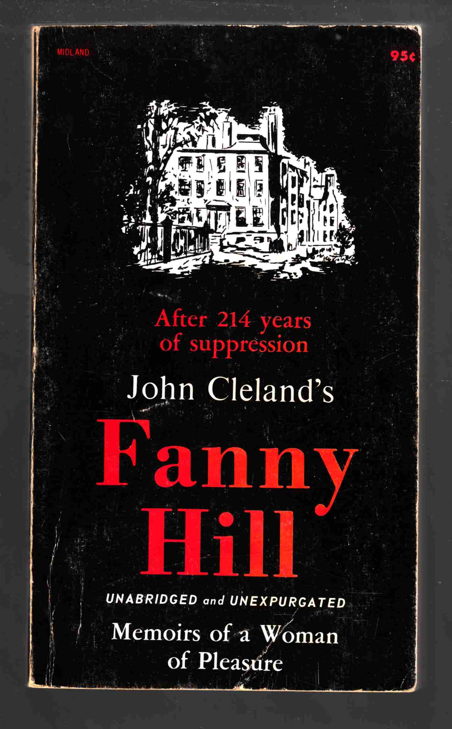 Image for Fanny Hill Memoirs of a Woman of Pleasure