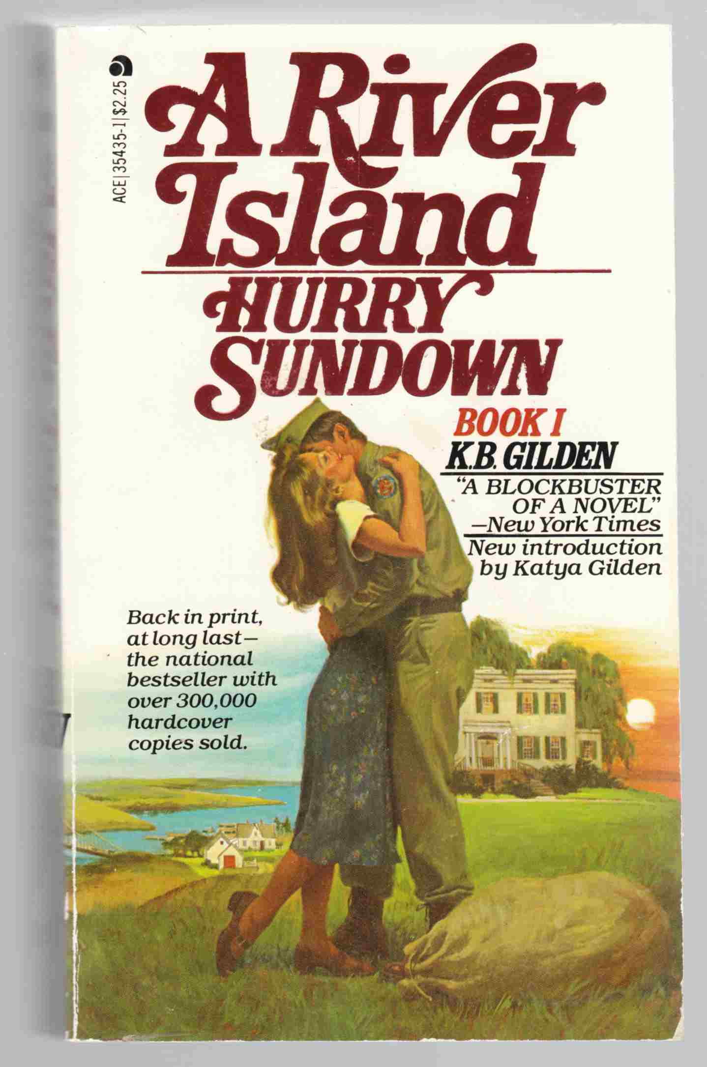 Image for Hurry Sundown, Book I A River Island