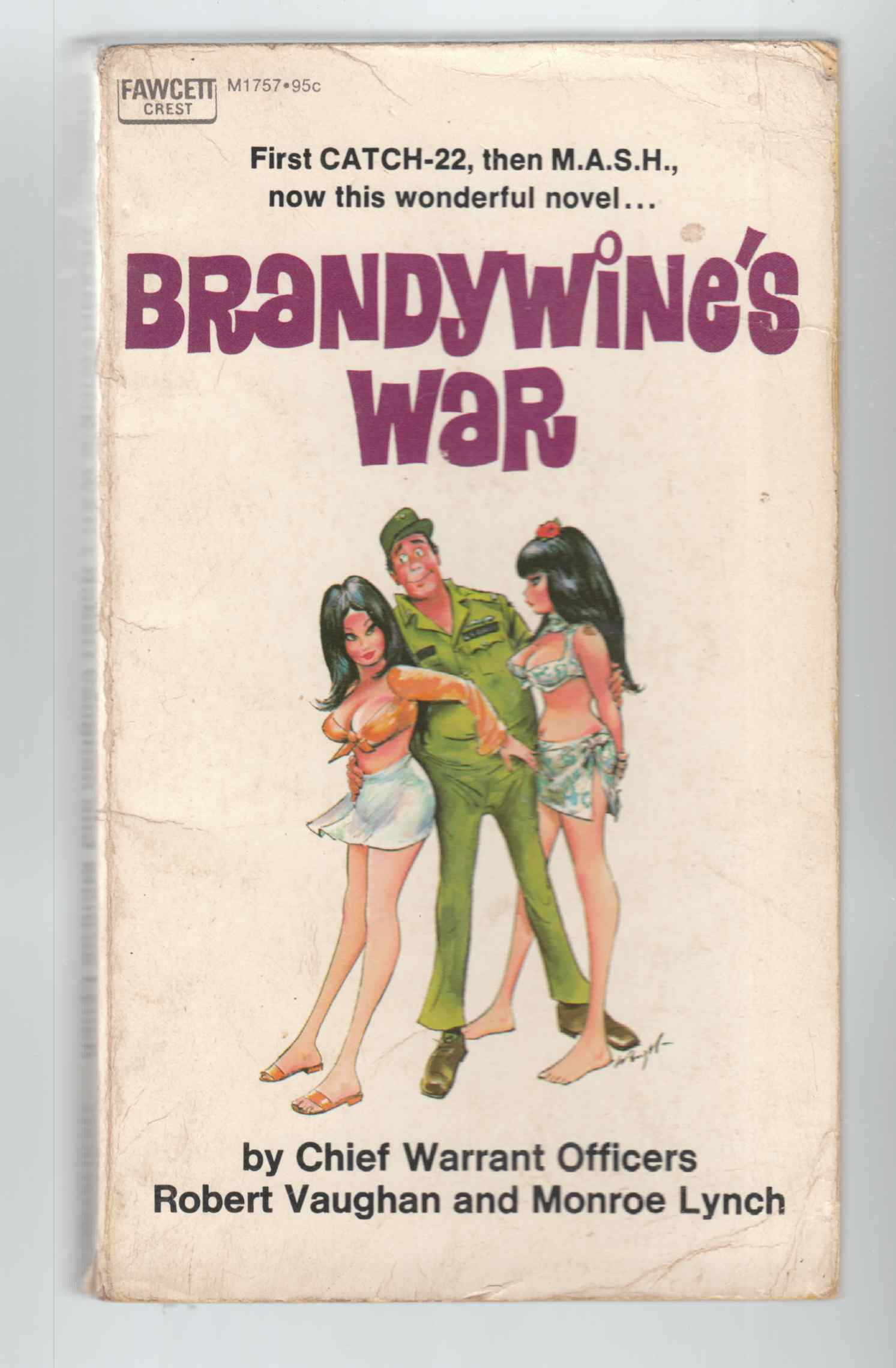 Image for Brandywine's War