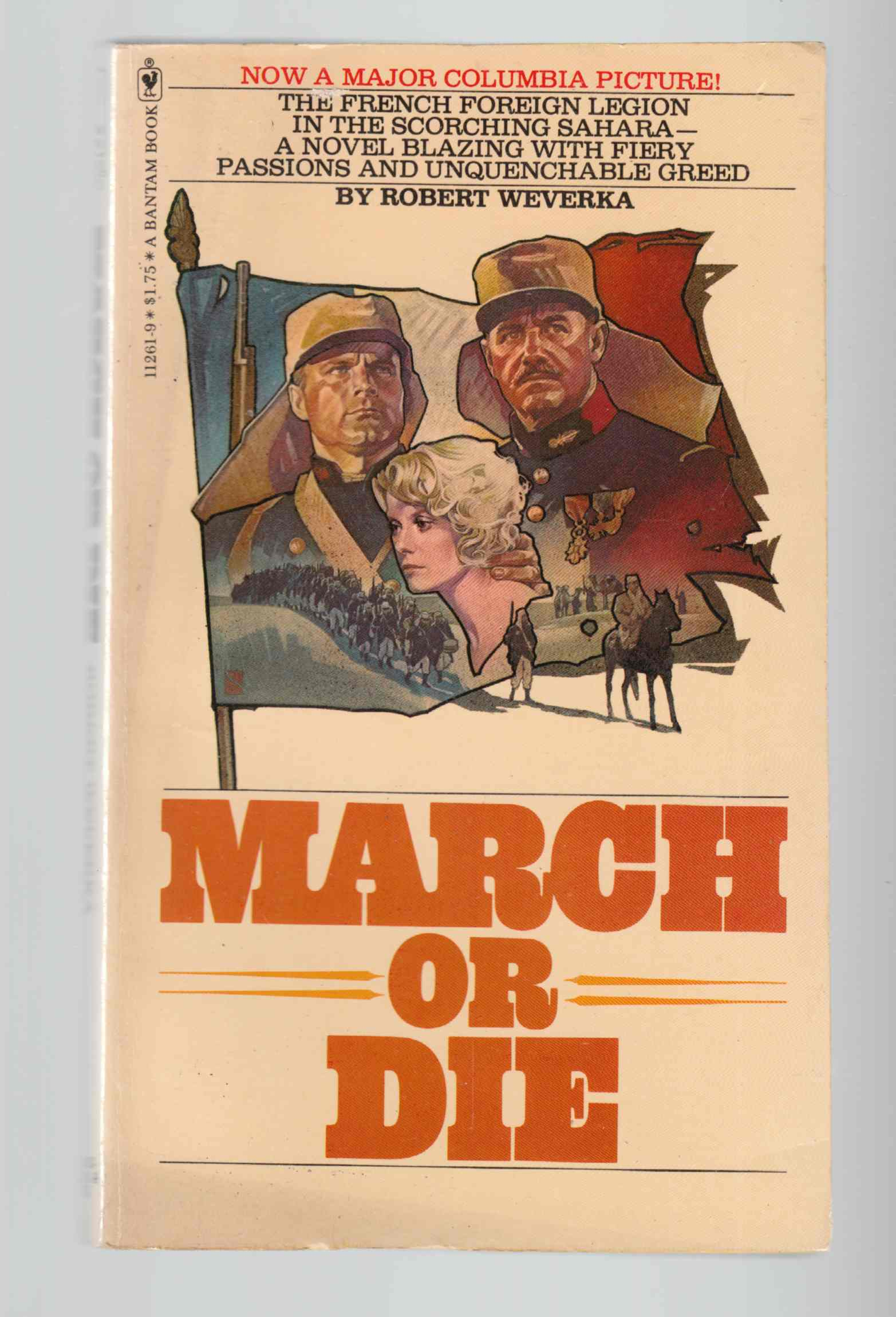 Image for March or Die