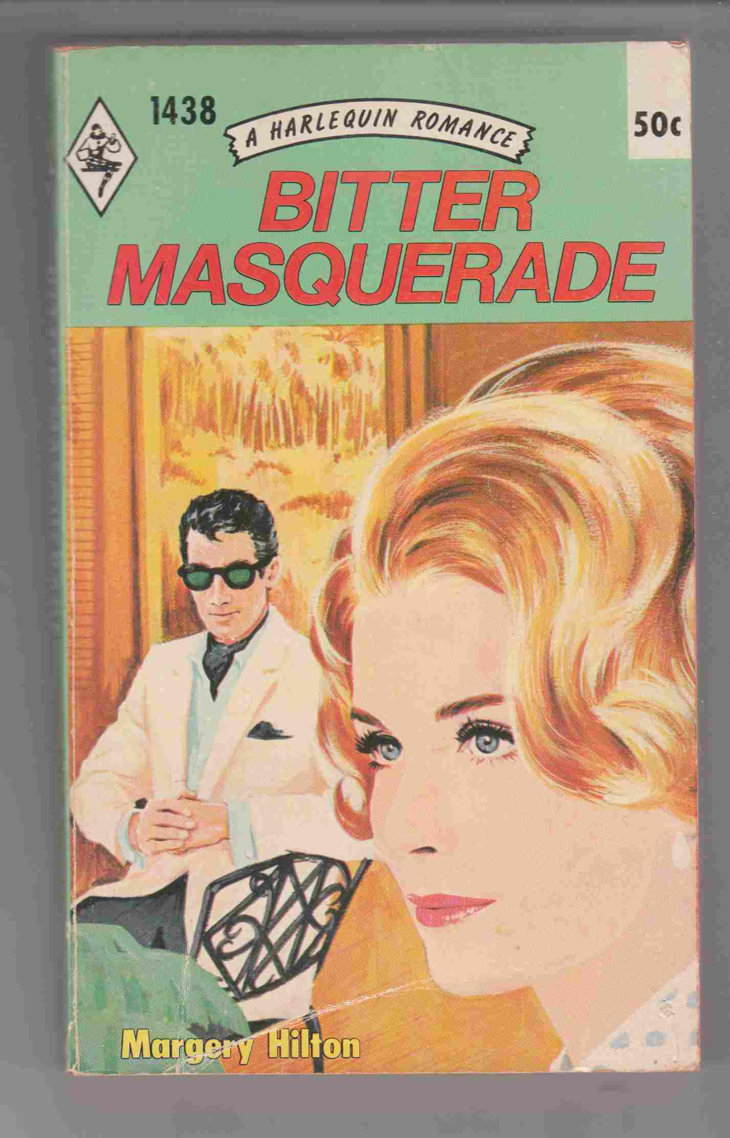 Image for Bitter Masquerade (Harlequin #1438)