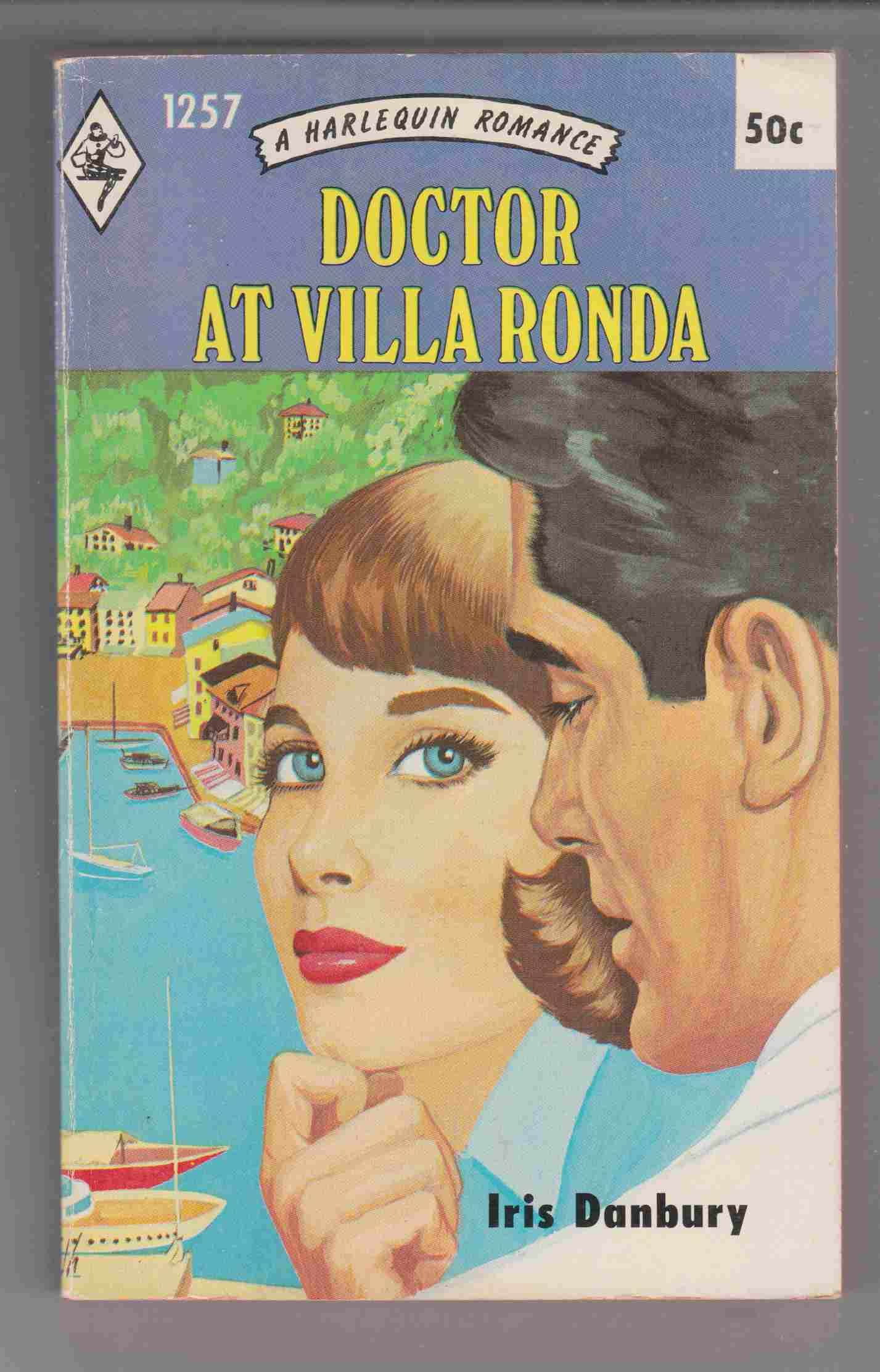 Image for Doctor At Villa Ronda (Harlequin #1257)
