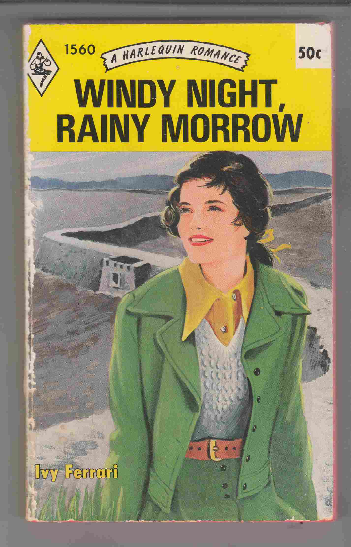 Image for Windy Night, Rainy Morrow (Harlequin #1560)