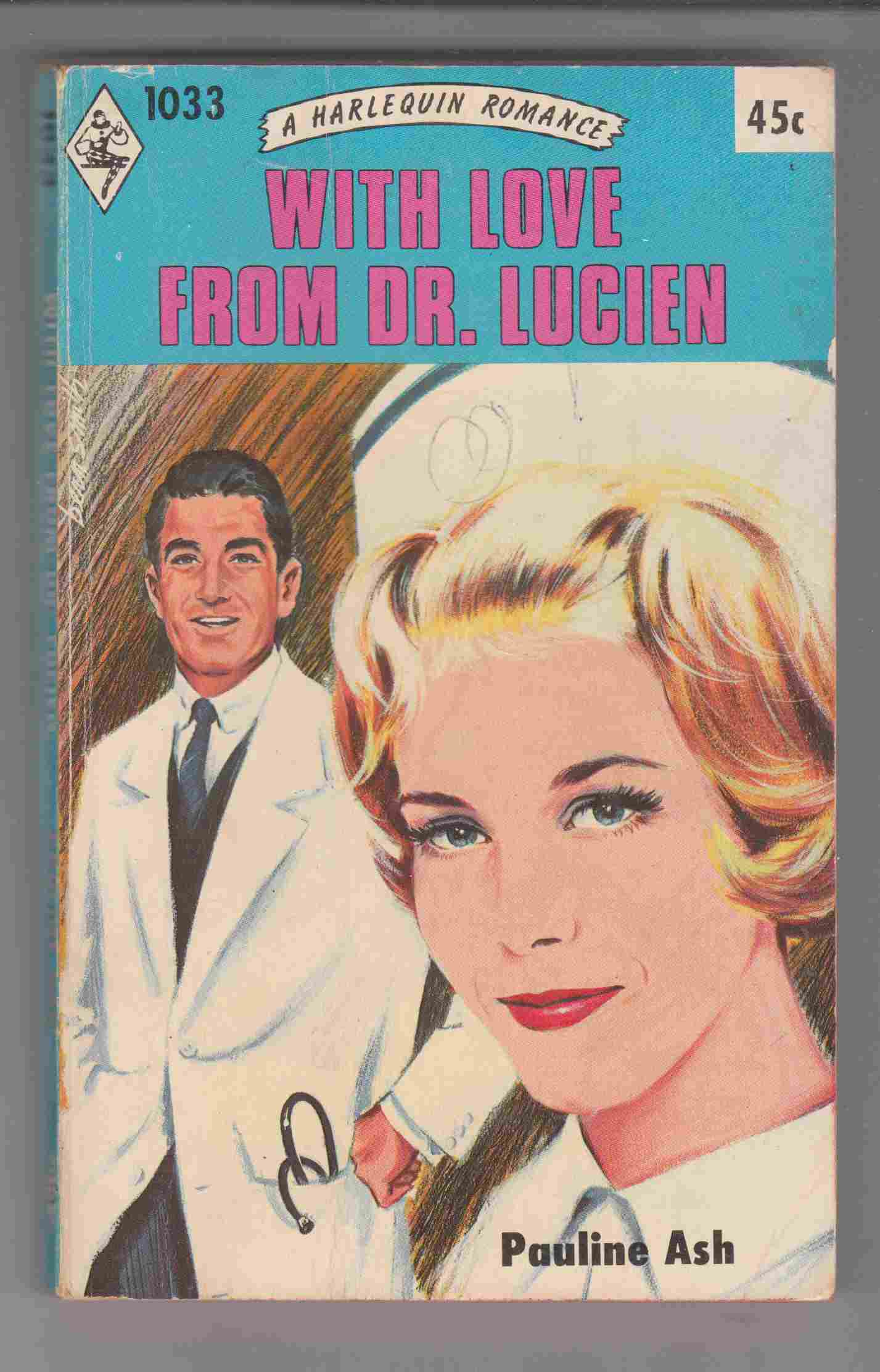 Image for With Love from Dr. Lucien (Harlequin #1033)