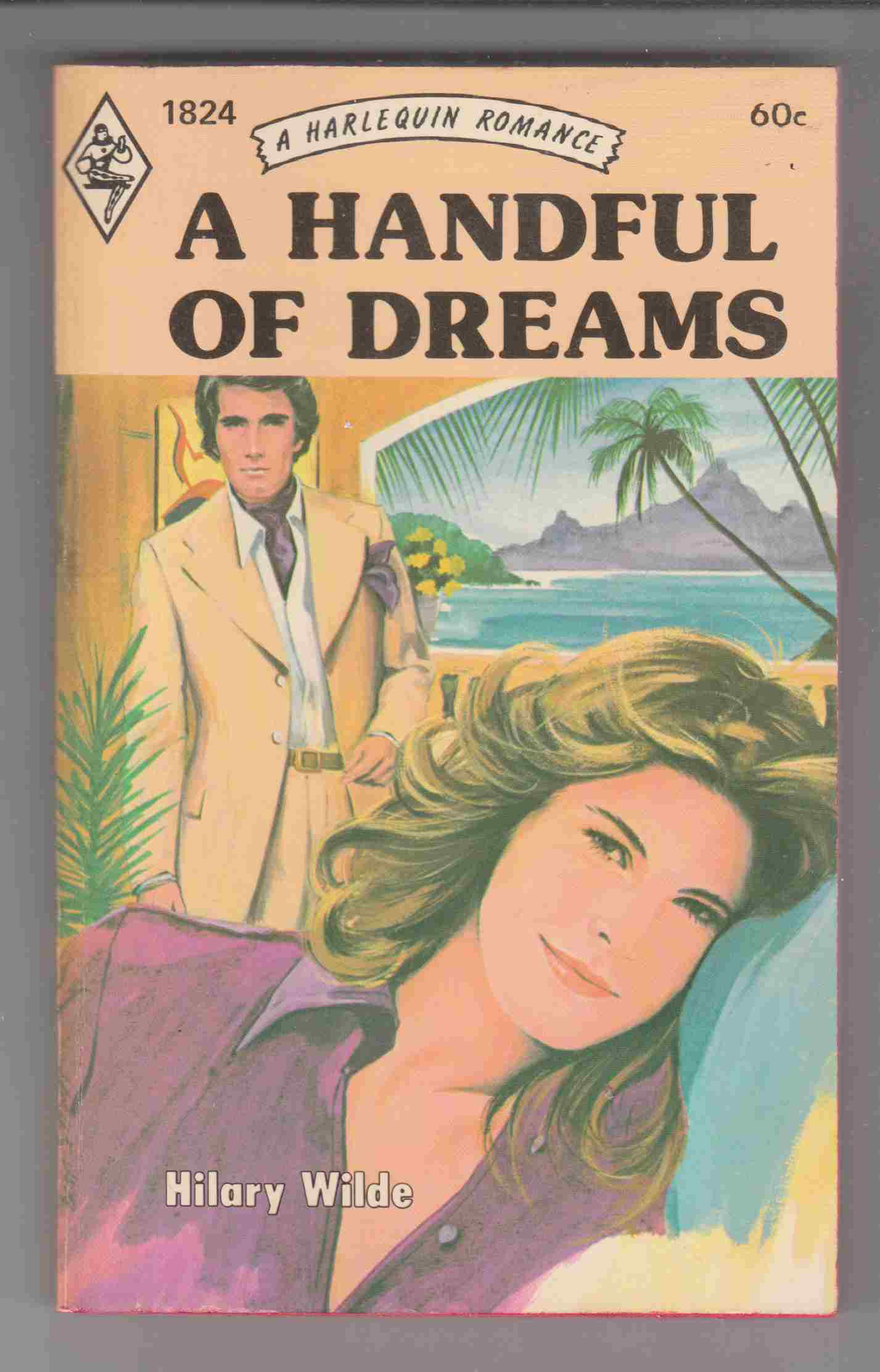 Image for A Handful of Dreams (Harlequin #1824)
