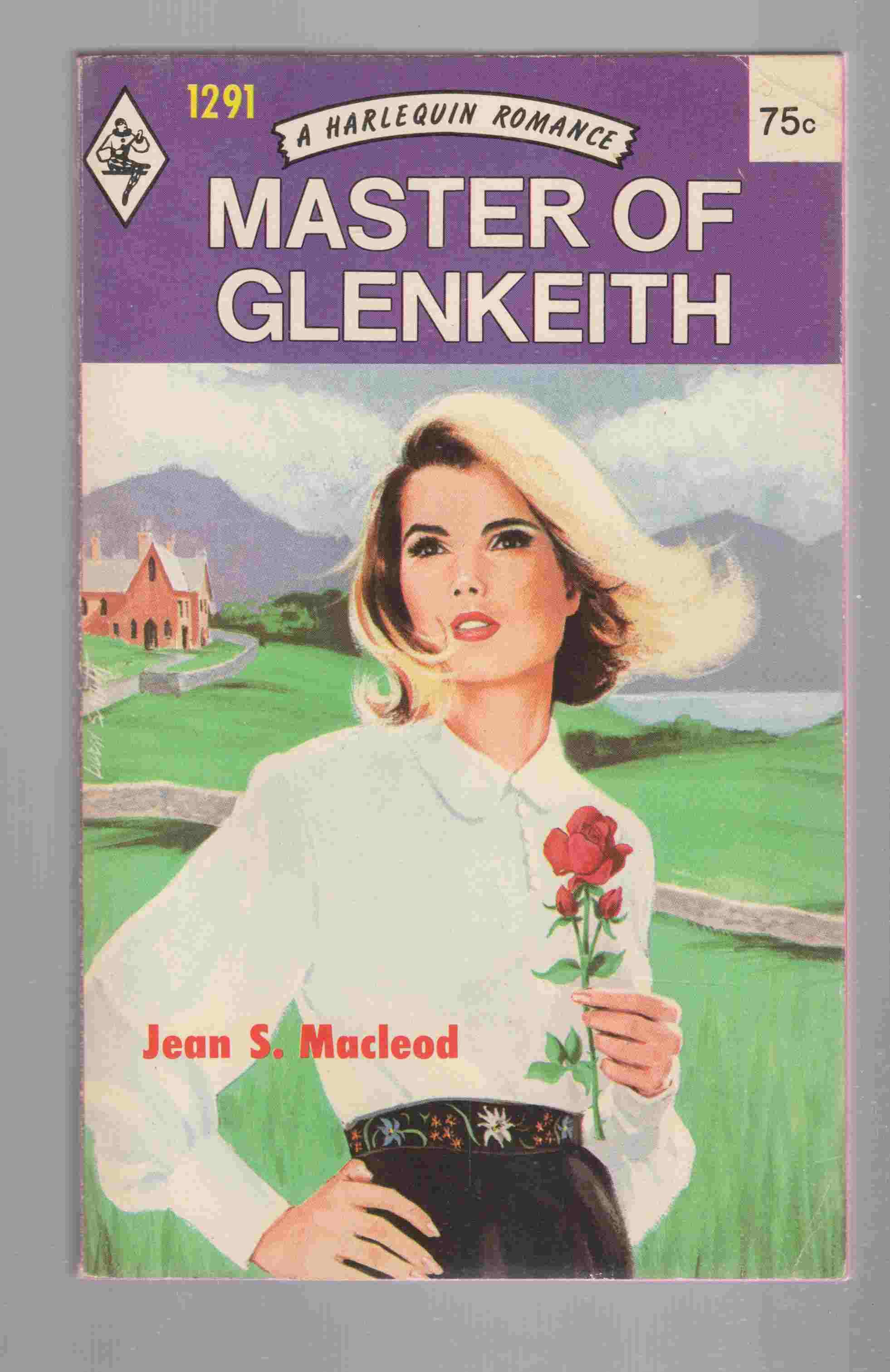 Image for Master of Glenkeith (Harlequin #1291)
