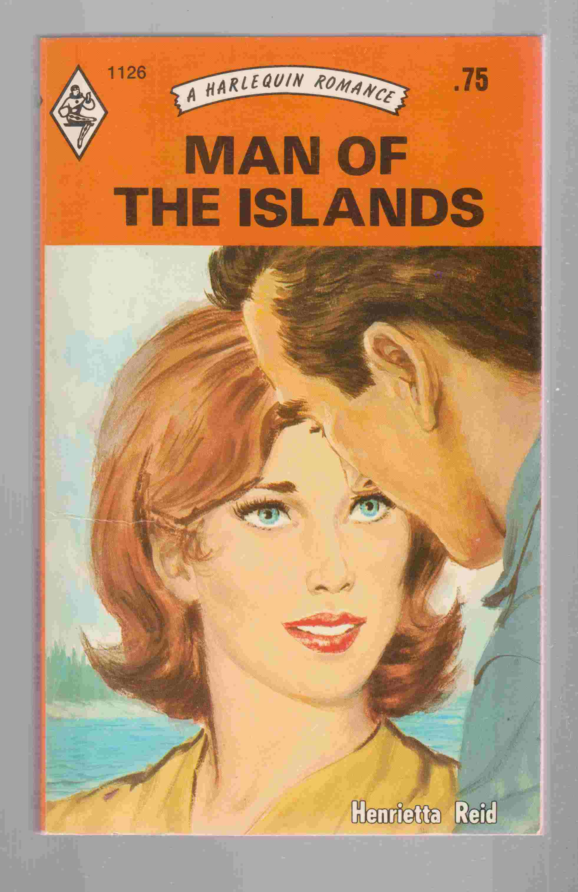 Image for Man of the Islands (Harlequin #1126)