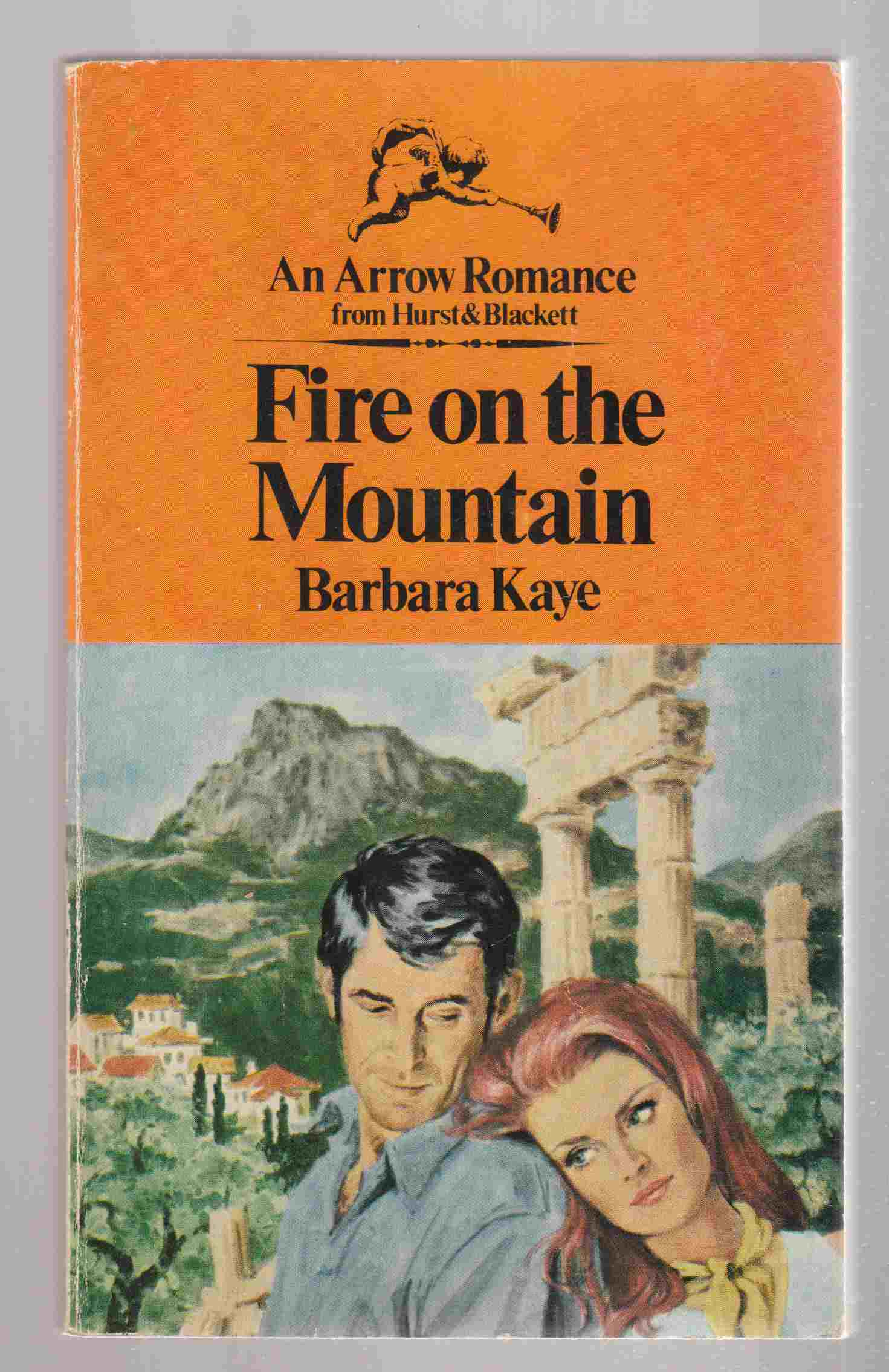 Image for Fire on the Mountain