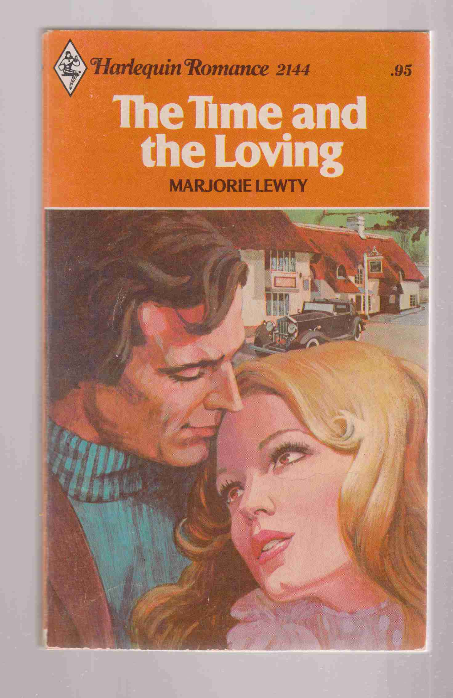 Image for The Time and the Loving (Harlequin #2144)