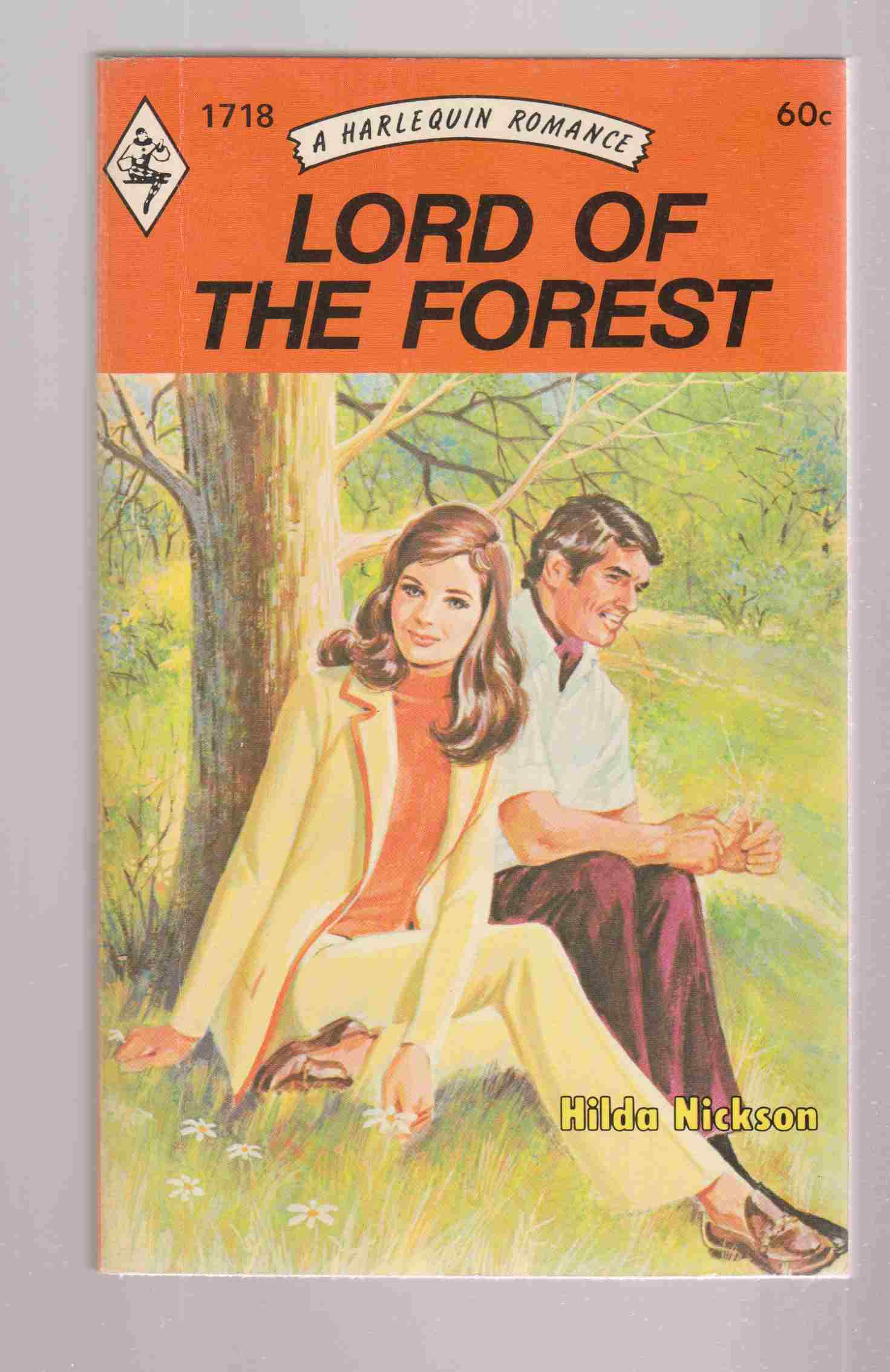 Image for Lord of the Forest (Harlequin #1718)