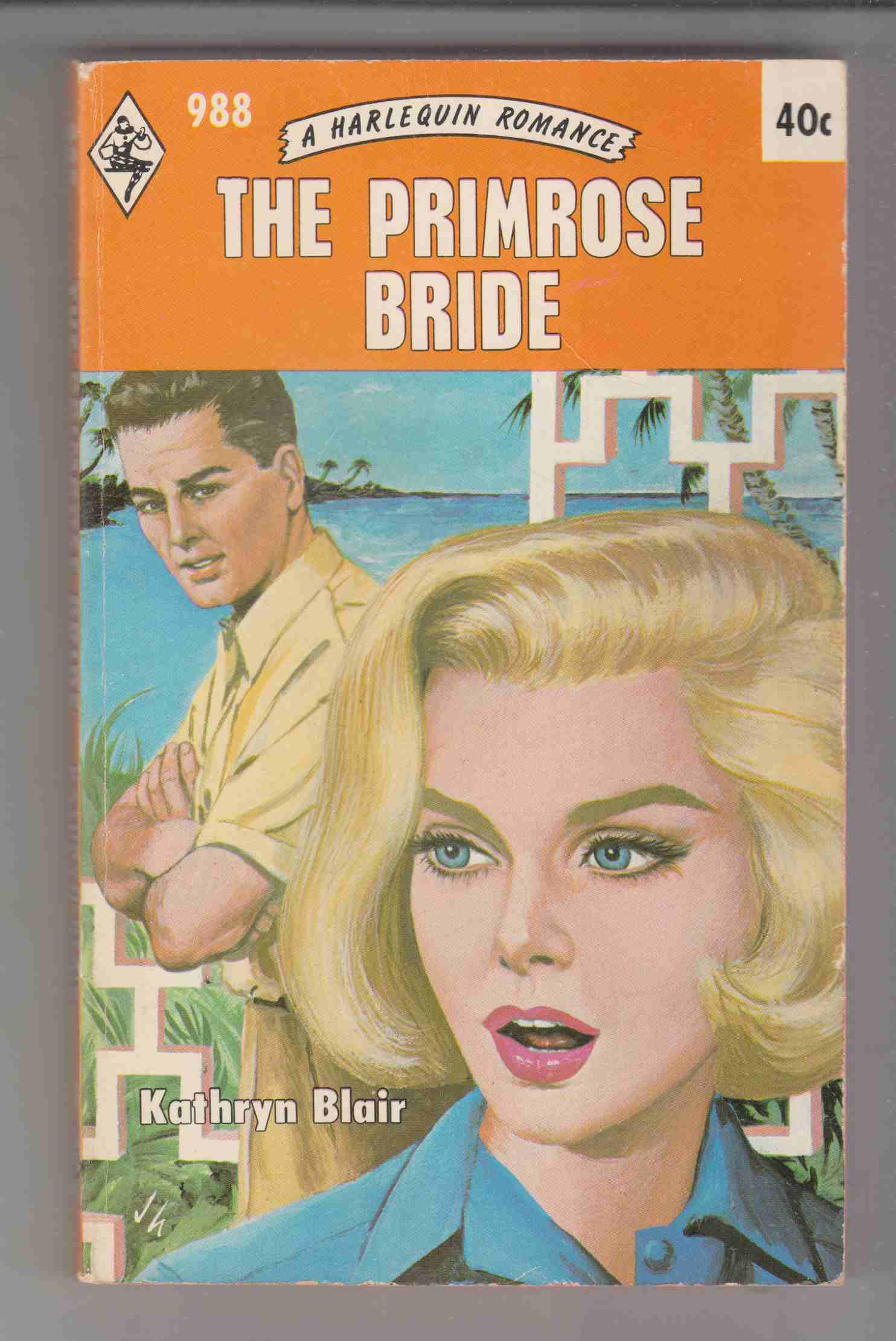 Image for The Primrose Bride (#988)
