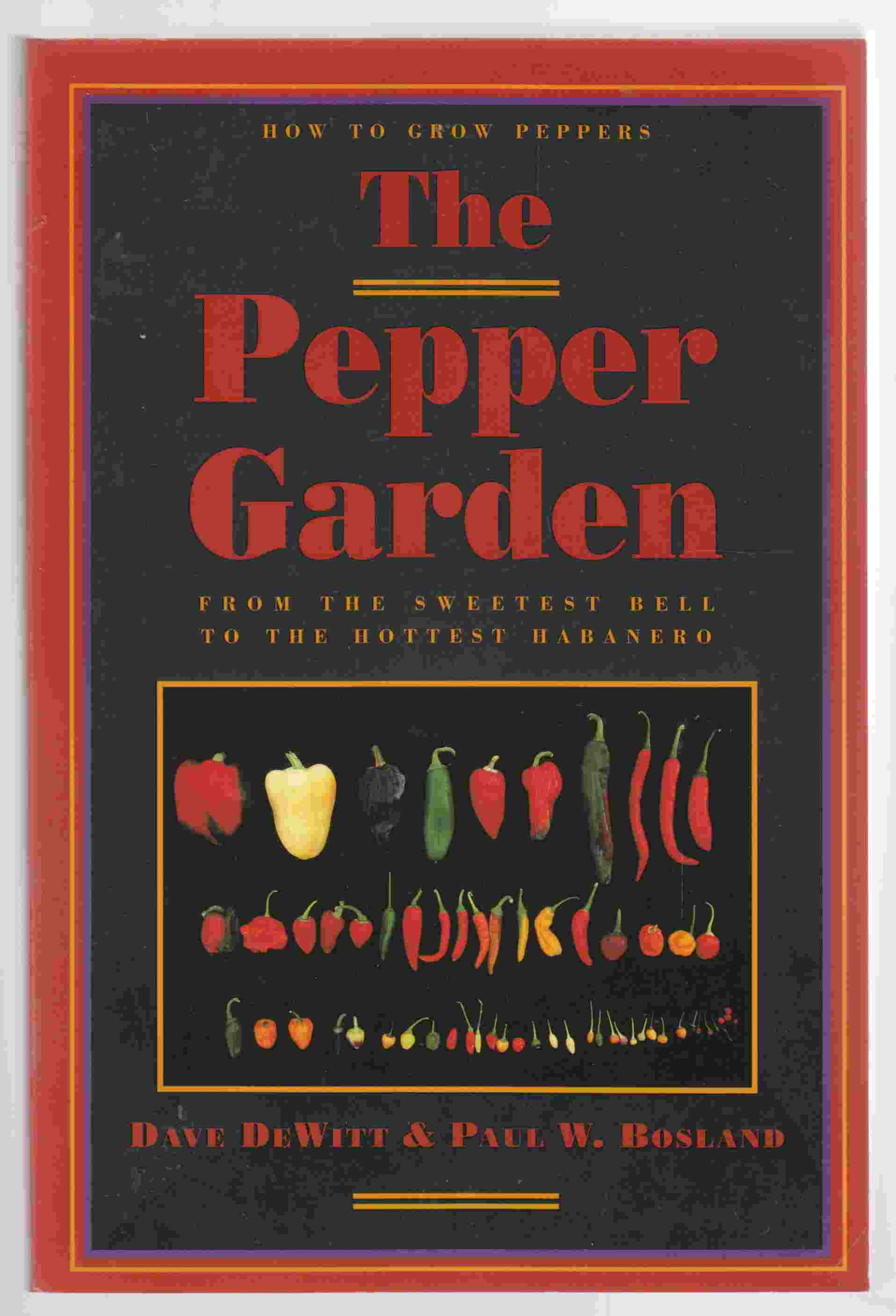 Image for The Pepper Garden