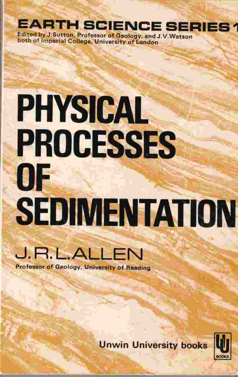 Image for Physical Processes of Sedimentation An Introduction