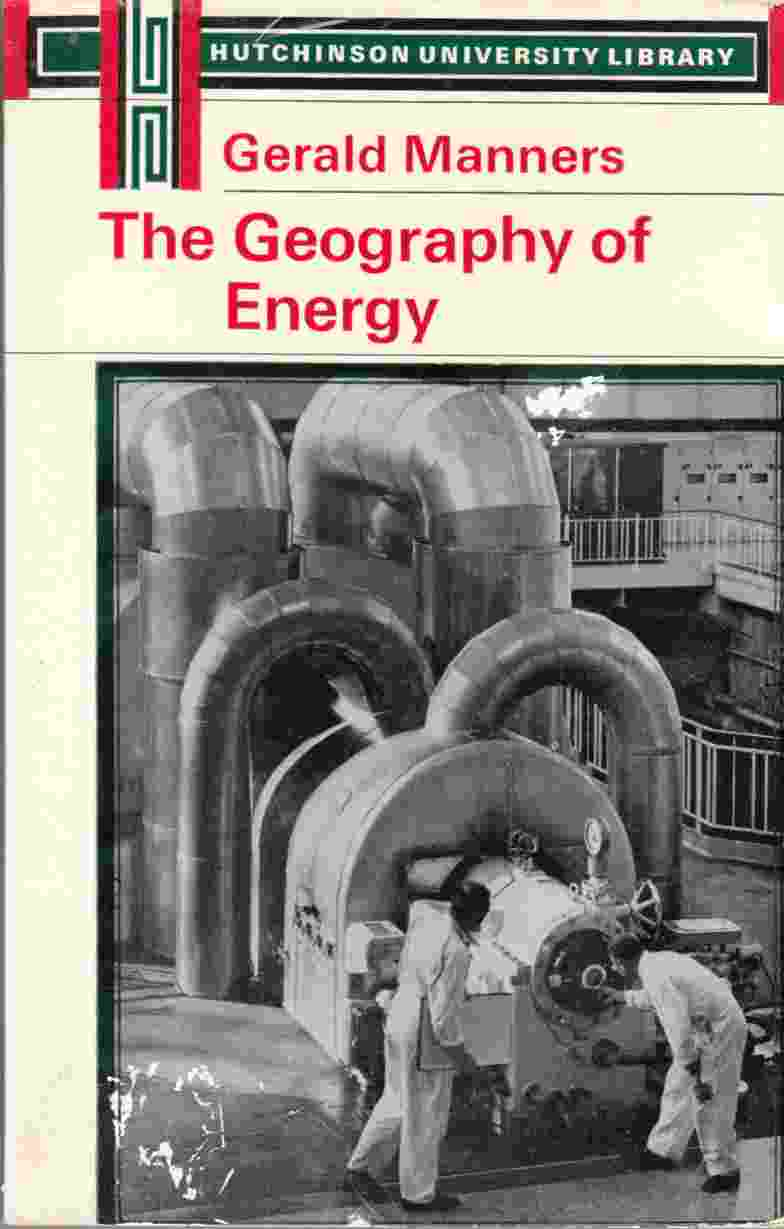 Image for The Geography of Energy