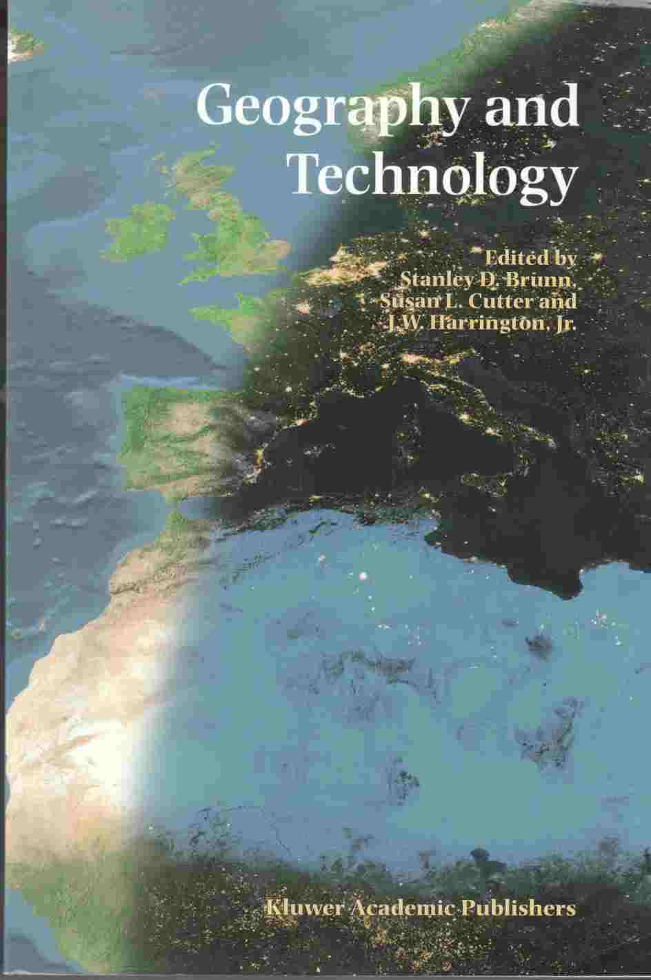 Image for Geography and Technology