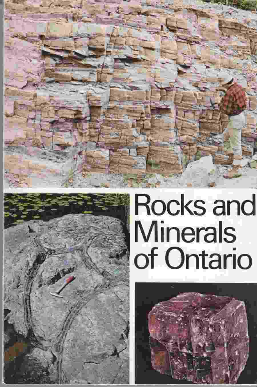 Image for Rocks and Minerals of Ontario Geological Circular 13