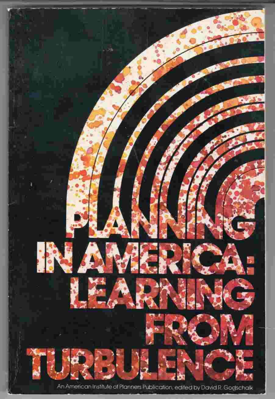 Image for Planning in America: Learning from Turbulence