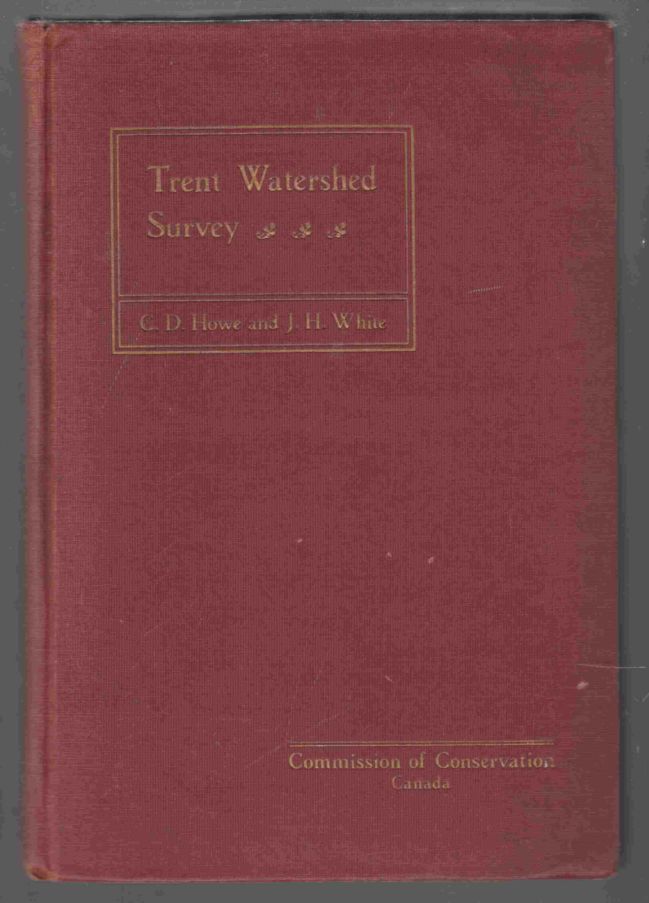 Image for Trent Watershed Survey A Reconnaissance