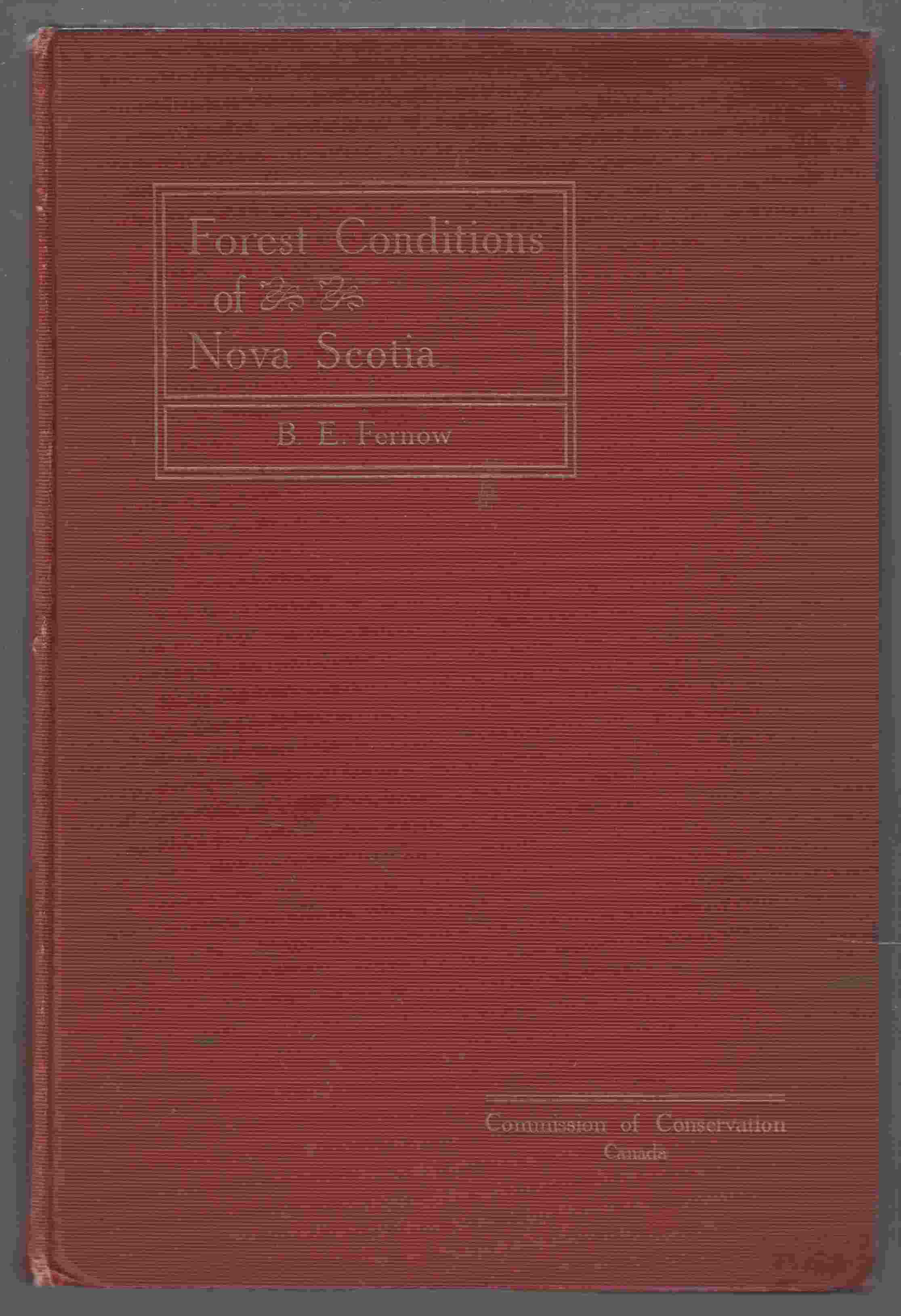 Image for Forest Conditions of Nova Scotia