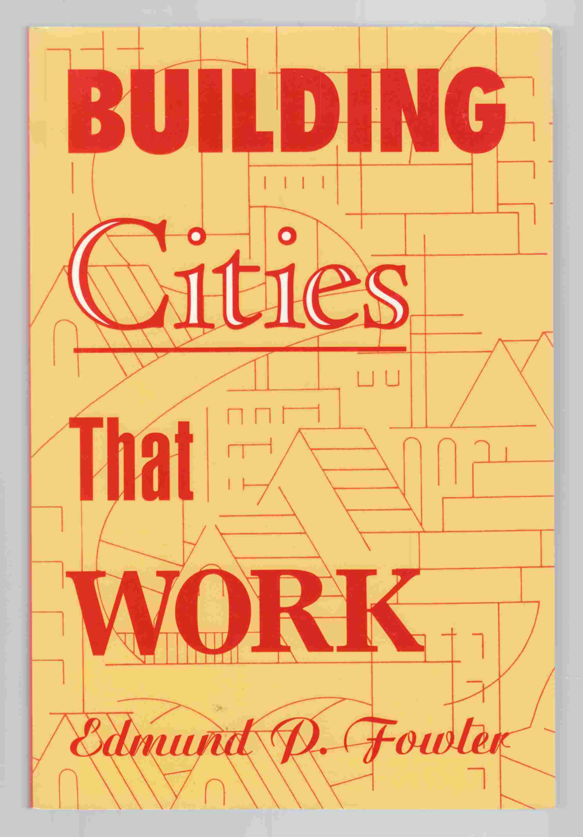 Image for Building Cities That Work