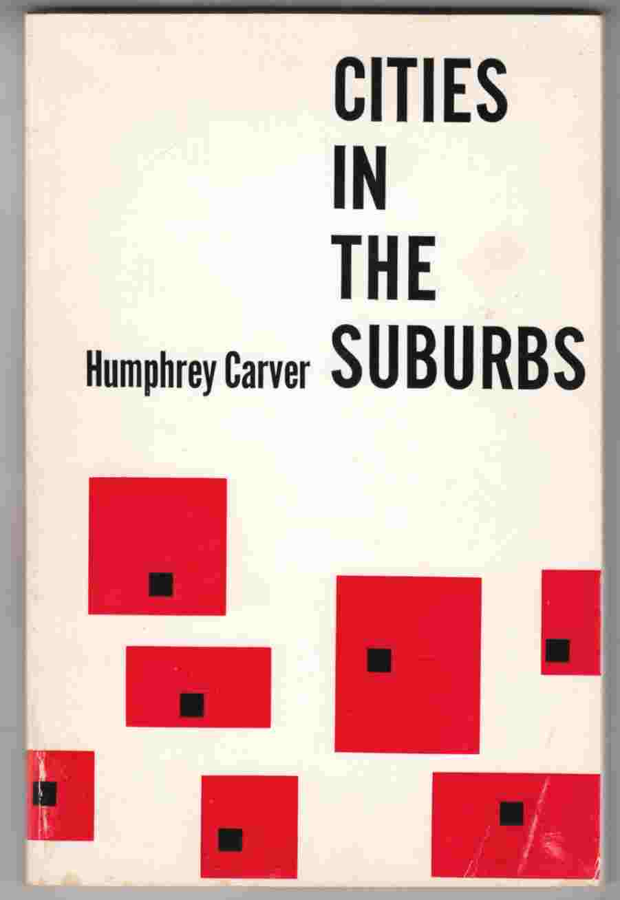 Image for Cities in the Suburbs