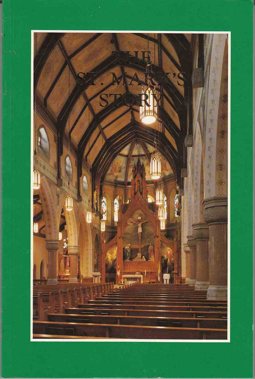 Image for The St. Mark's Story Roman Catholic Church of St. Mark the Evangelist, Prescott, Ontario