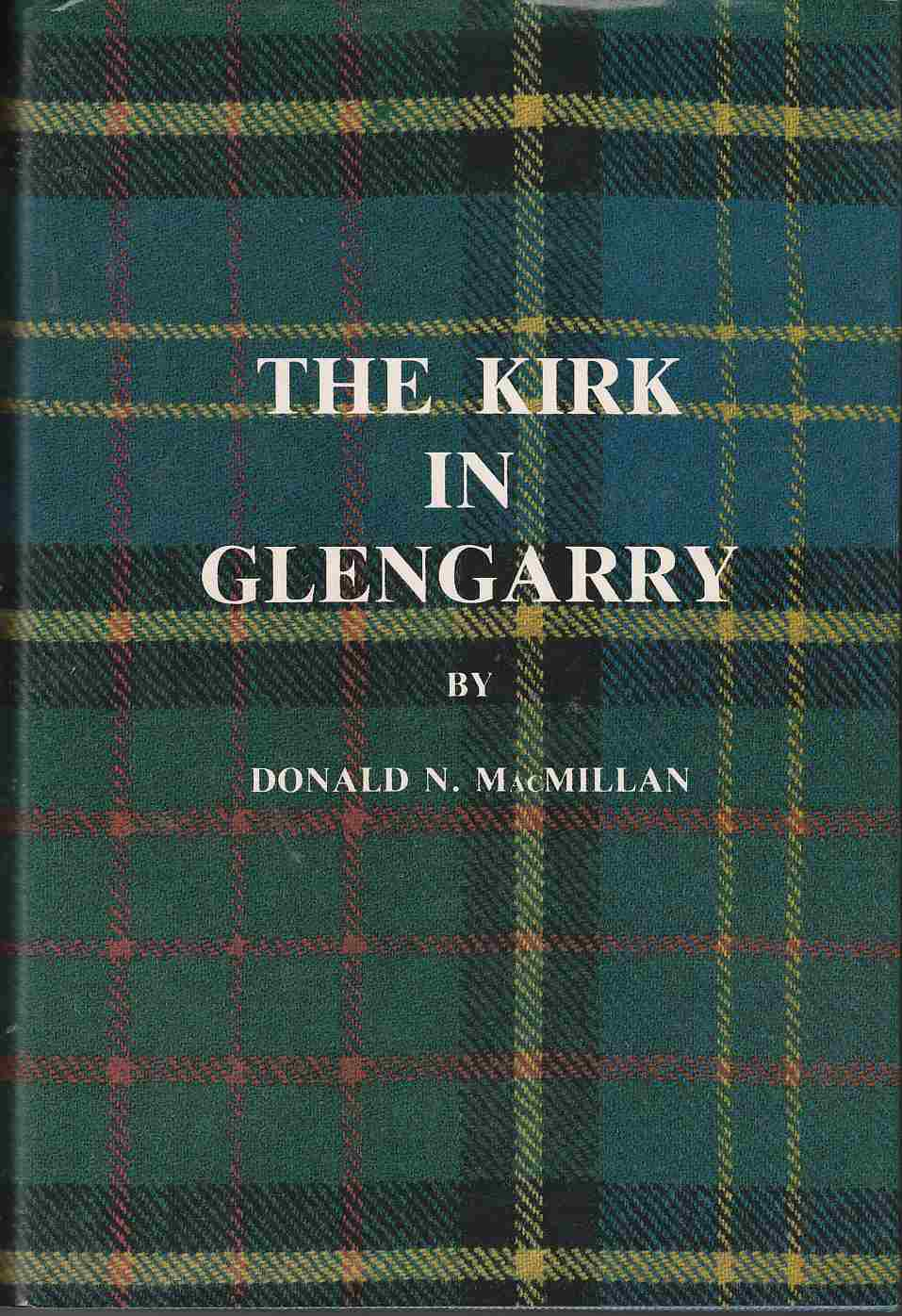 Image for The Kirk in Glengarry