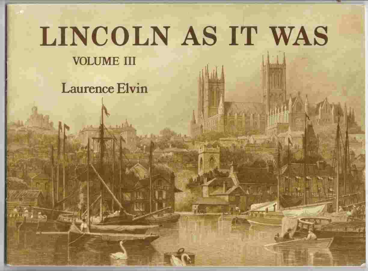 Image for Lincoln as it Was: Volume III