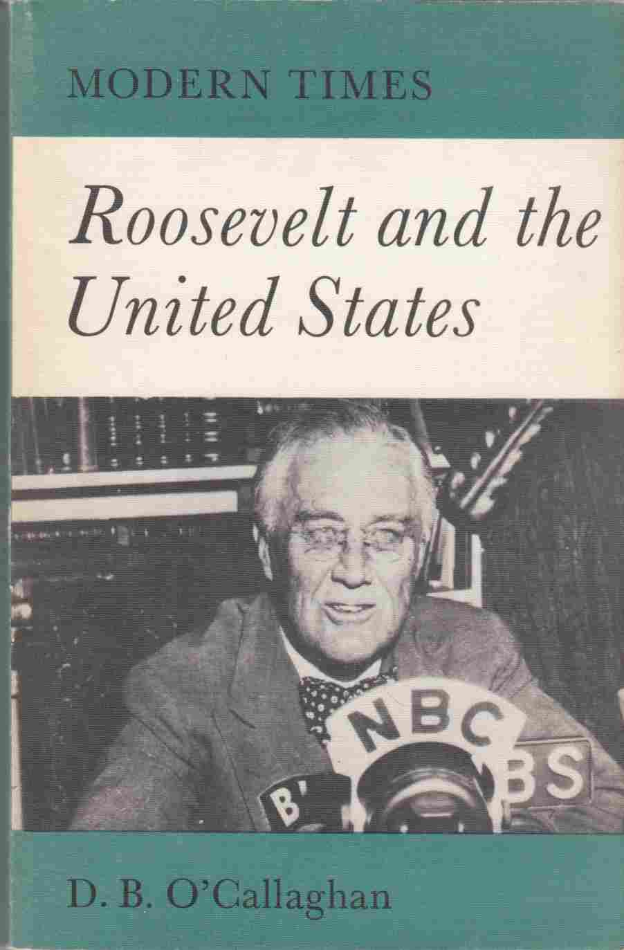 Image for Roosevelt and the United States