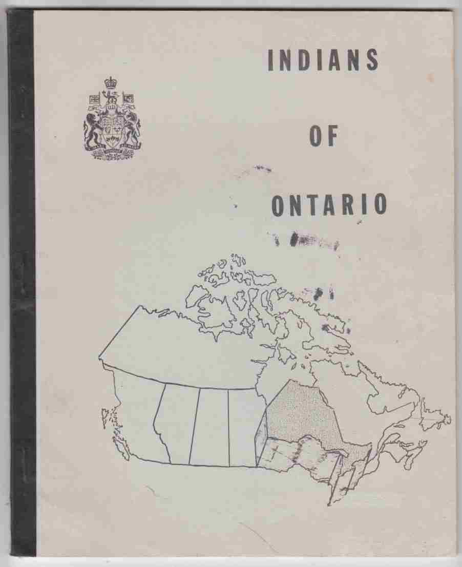 Image for Indians of Ontario (An Historical Review)