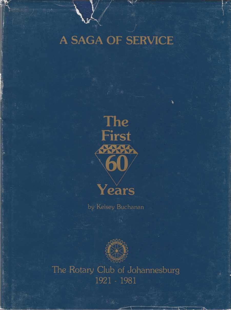 Image for A Saga of Service: The First 60 Years