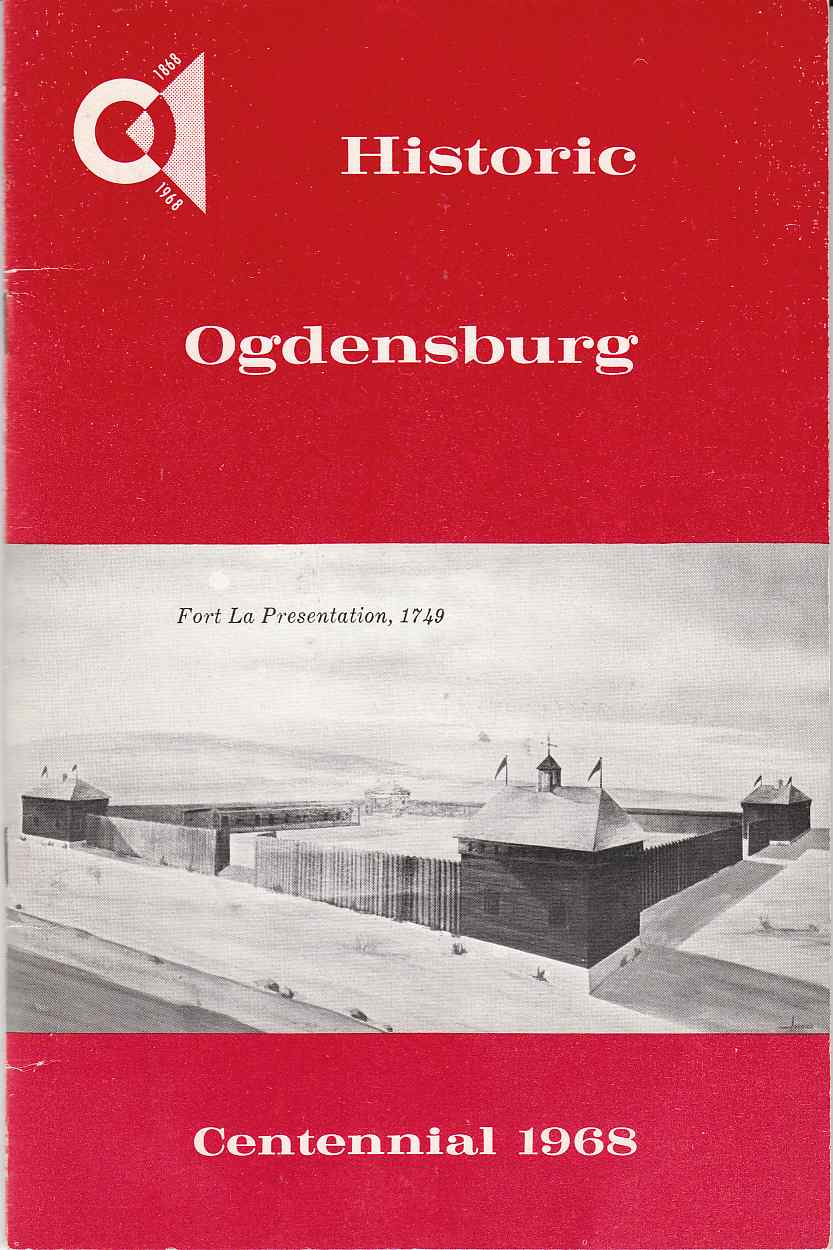 Image for Historic Ogdensburg Centennial 1968