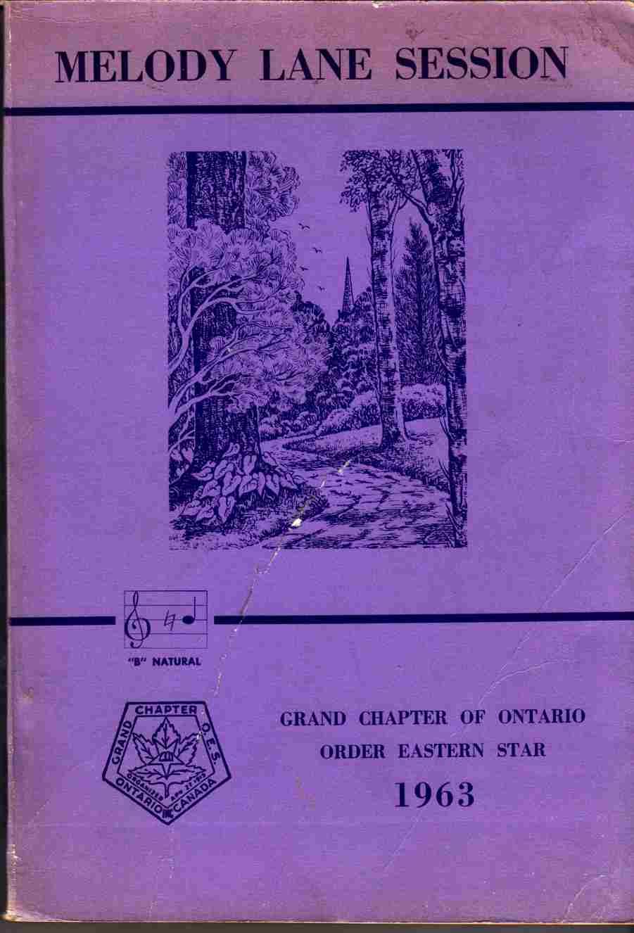 Image for Proceedings of the Forty-Eighth Annual Session of the Grand Chapter of the Order of the Eastern Star Ontario