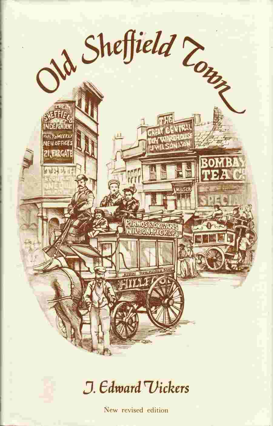 Image for Old Sheffield Town: An Historical Miscellany