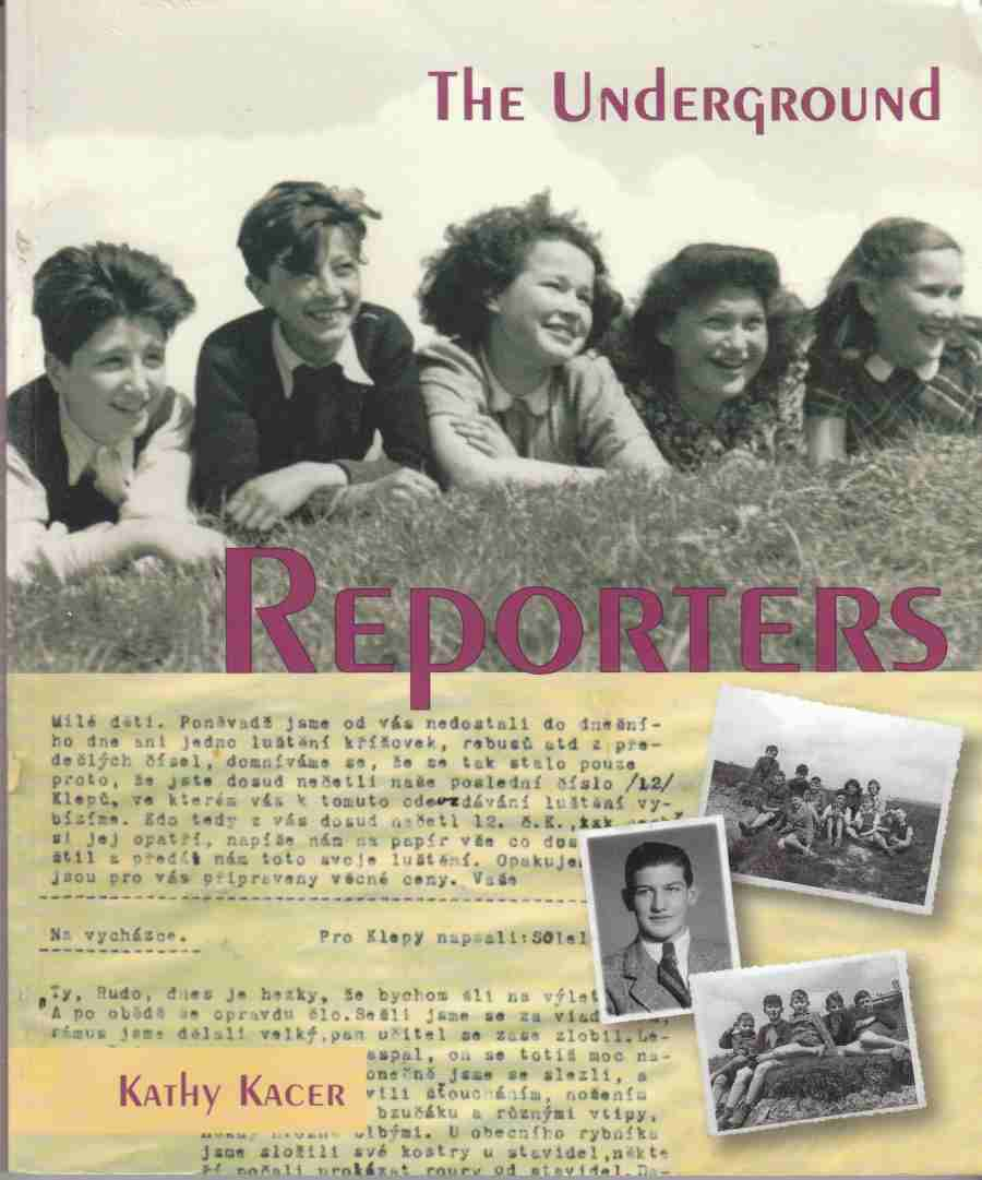 Image for The Underground Reporters: A True Story