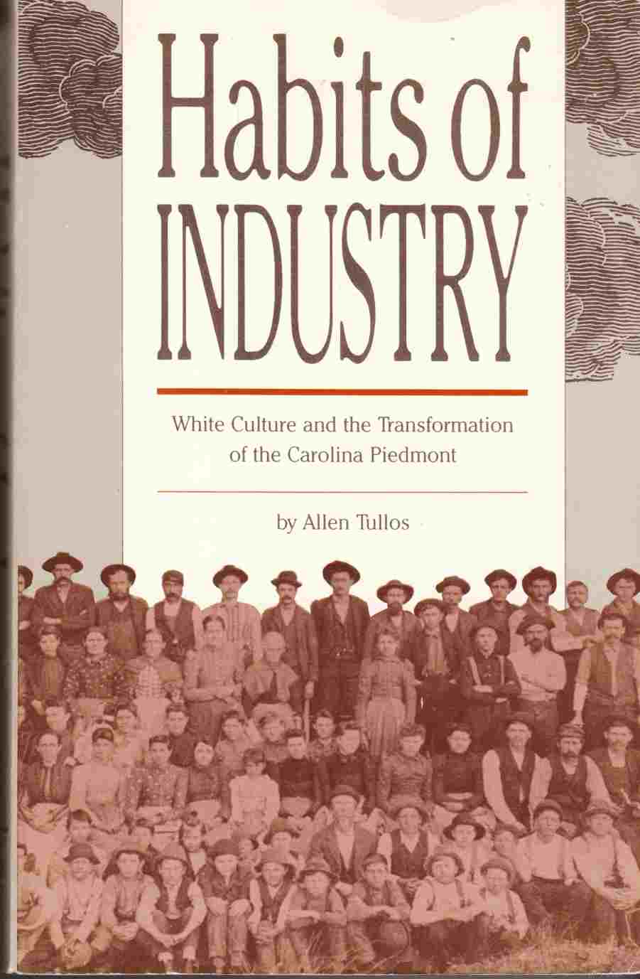 Image for Habits of Industry : White Culture and the Transformation of the Carolina Piedmont
