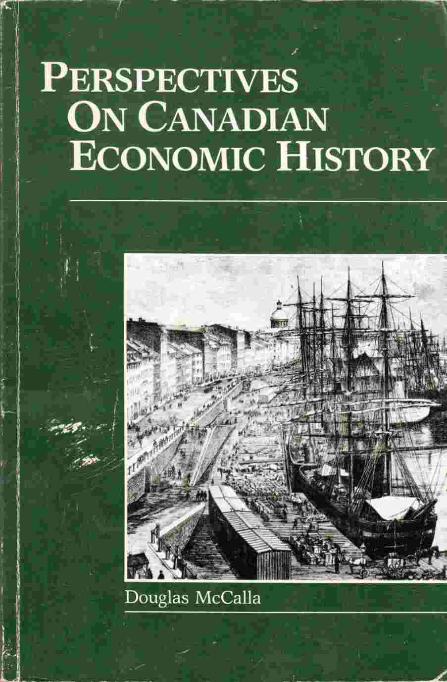 Image for Perspectives on Canadian Economic History