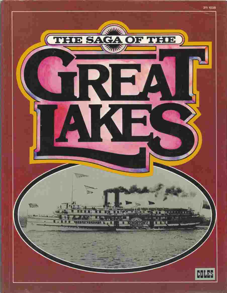 Image for The Saga of the Great Lakes