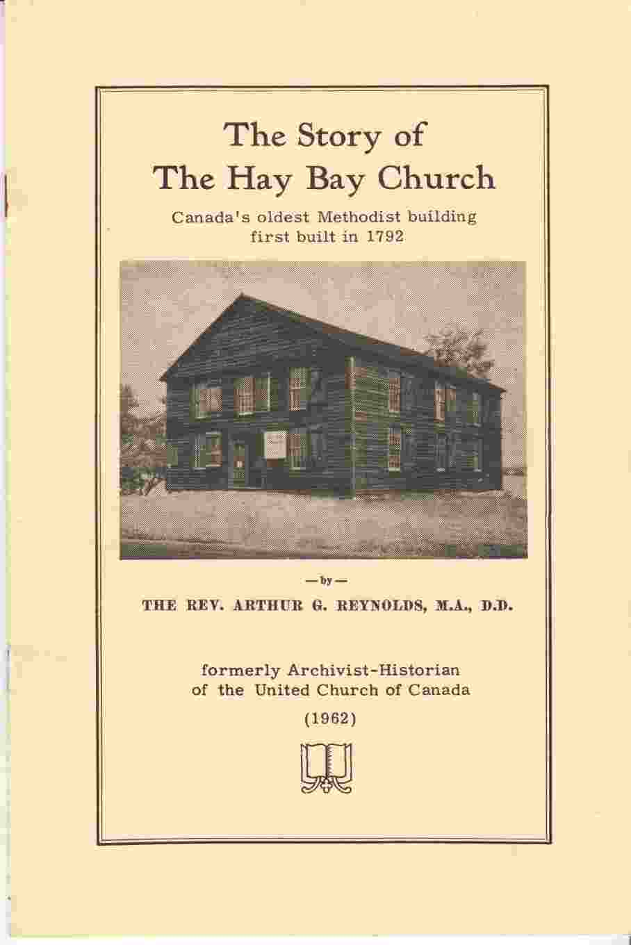 Image for The Story of the Hay Bay Church