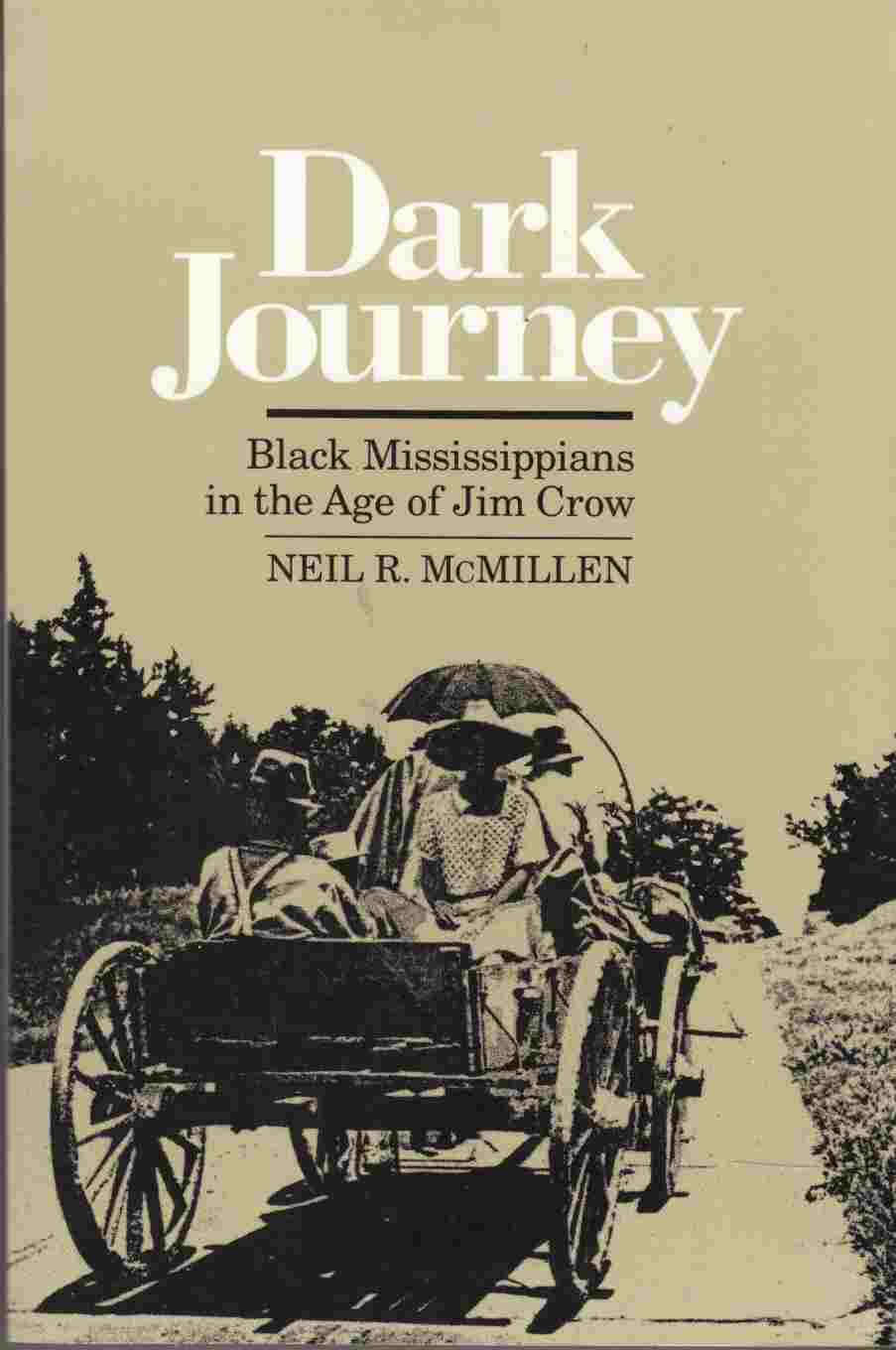 Image for Dark Journey  Black Mississippians in the Age of Jim Crow